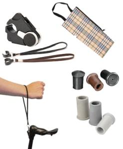 Wandelstok accessoires